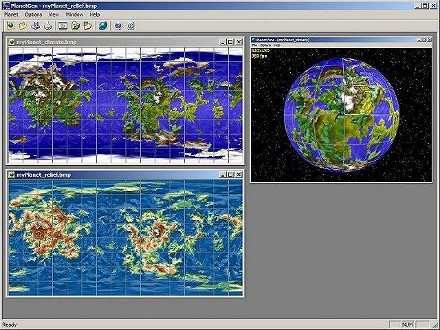 Planetgen planetgen 4 screenshot gumiabroncs Images